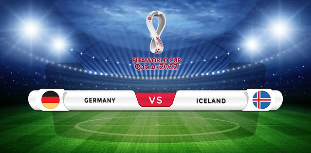 Germany vs Iceland Prediction & Match Preview