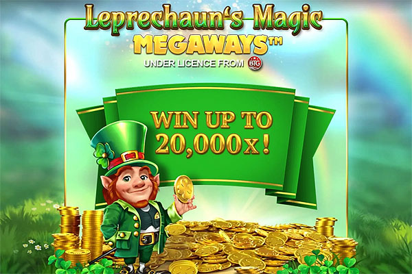 Main Gratis Slot Demo Leprechaun's Magic Megaways Red Tiger Gaming