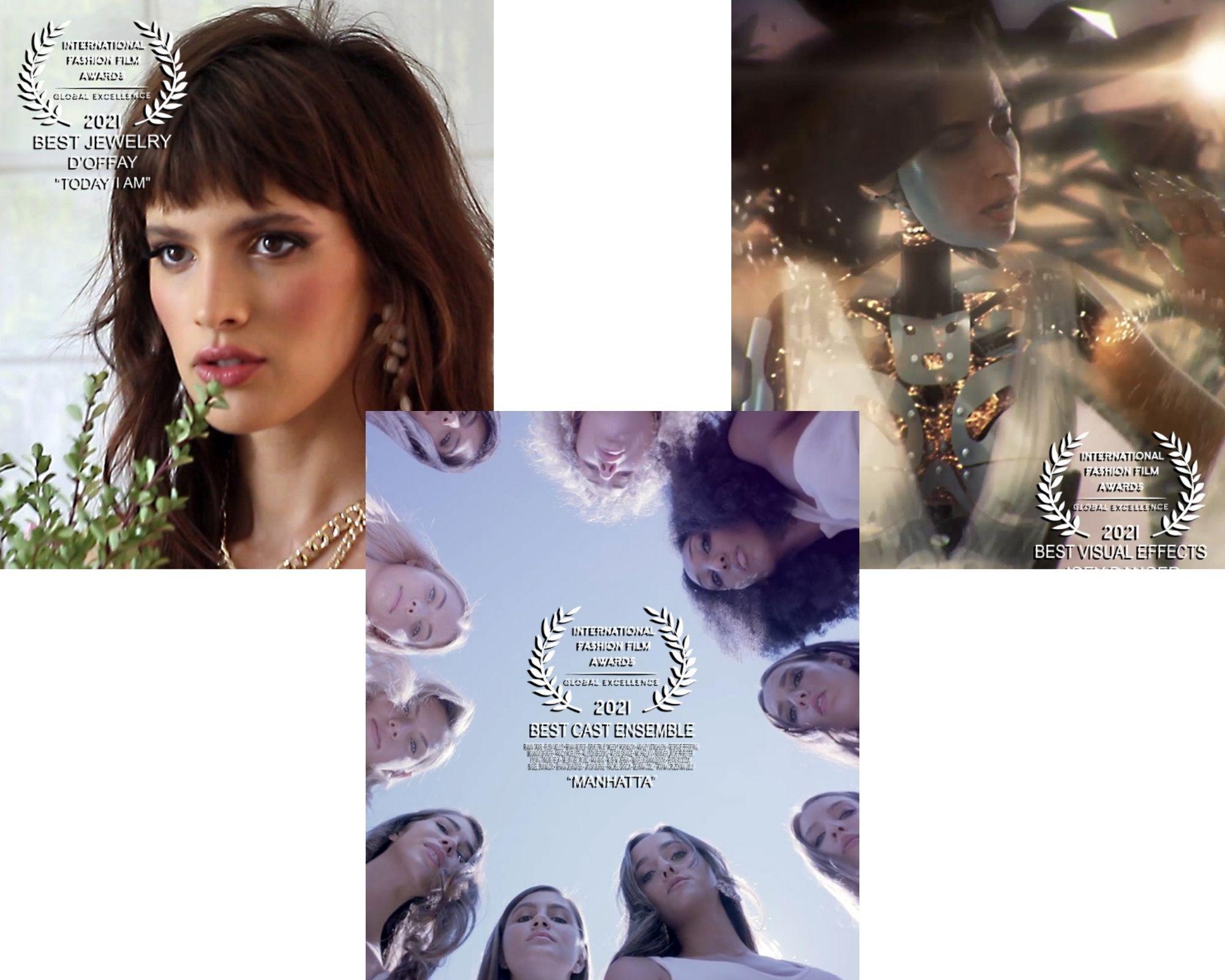 La Jolla Fashion Film Festival 2021