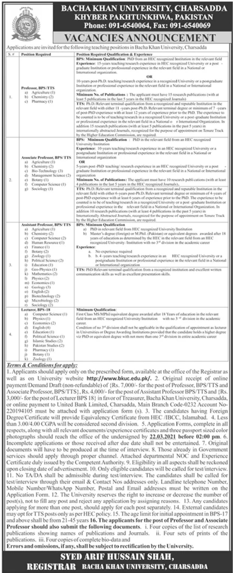 the-news-newspaper-latest-govt-private-jobs-today-in-pakistan-3-march-2021-nokristan.com