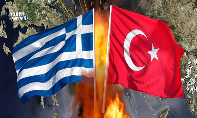 Ρωσία: Η Γαλλία Θα Μπει Στον Πόλεμο Με Την Ελλάδα Αν Γίνει Κάτι Με Τουρκία