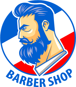 Barbershop Logo Vector (AI,EPS,CDR)