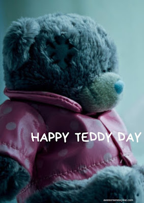 Happy #TeddyDay Images, Pics & Wallpapers HD