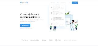 Cara Membuat CV Yang Menarik dan Mudah menggunakan zety