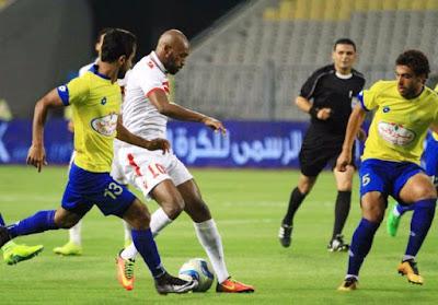 صدام-نارى-مباراة-بين-الزمالك-و-الإسماعيلى-كالتشر-عربية