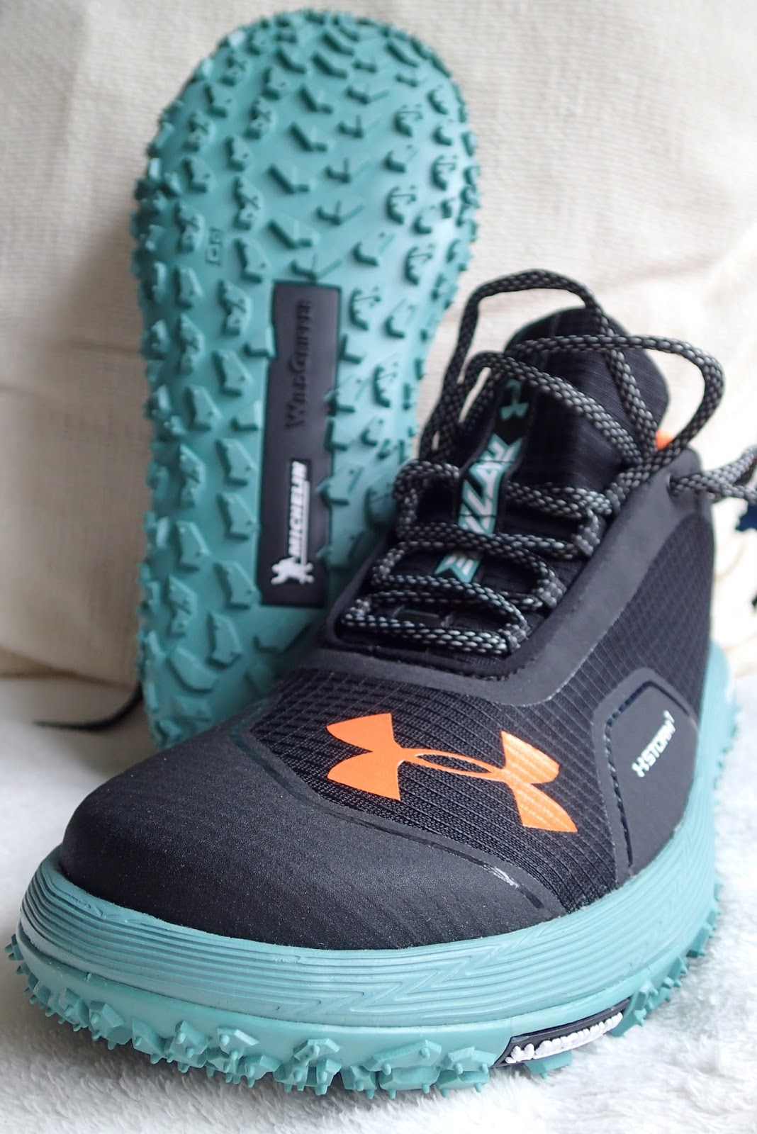 check out 2b97e db5b7 Echoes From A Runner: Under Armour Fat Tire Low Trail ...