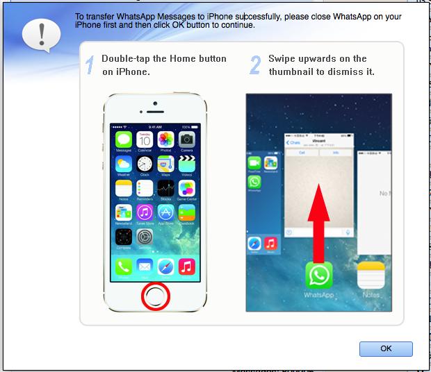 轉移Android WhatsApp記錄到iOS iPhone教學|Android WhatsApp to iOS iPhone tutorial