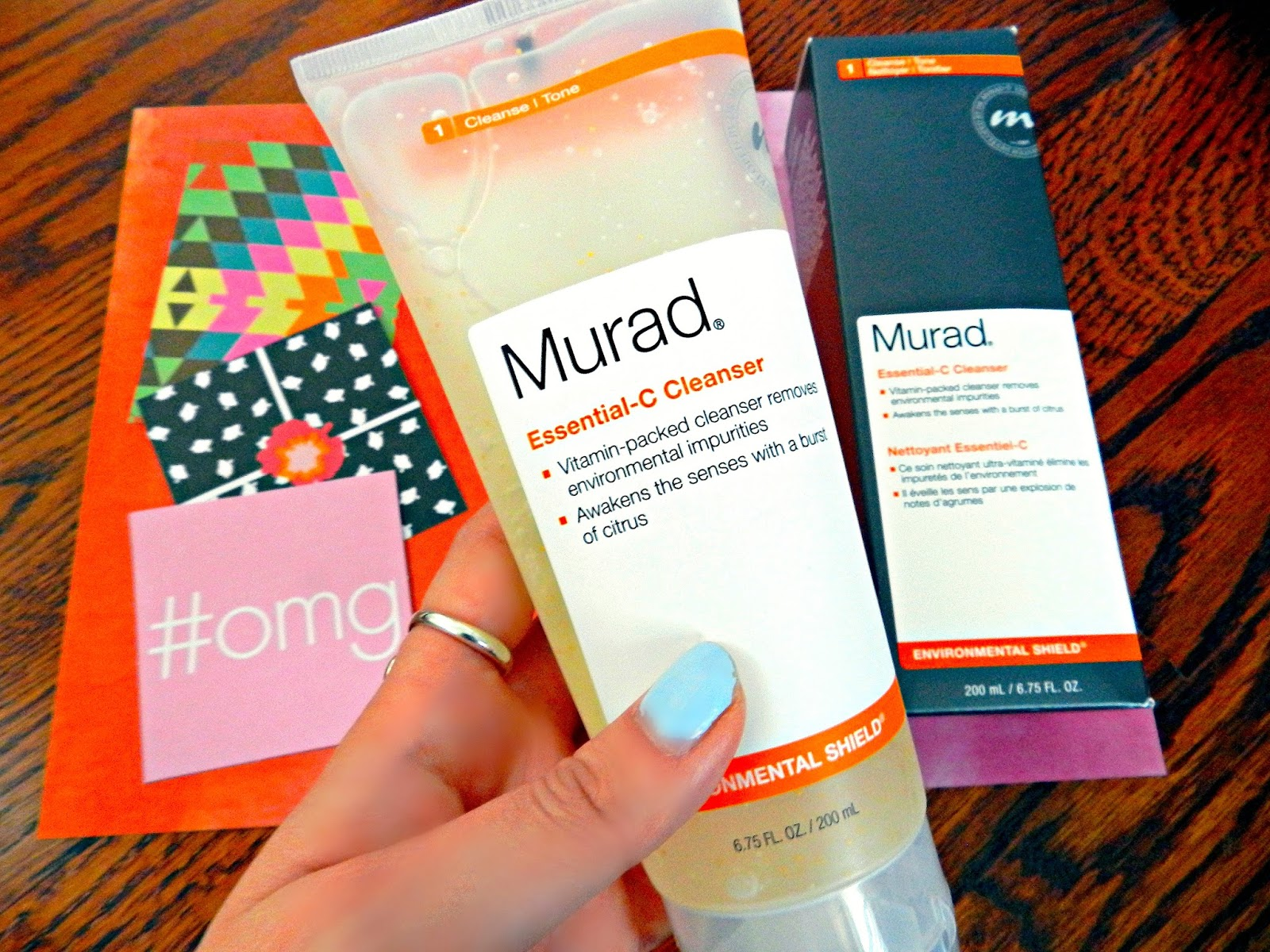 Murad Environmental Shield Set Skincare SPF Cleanser sephora