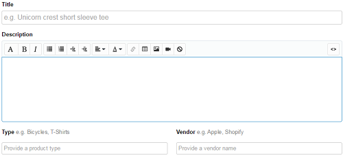 adicionar produtos loja virtual shopify
