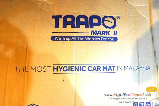 TRAPO Car Mat Malaysia