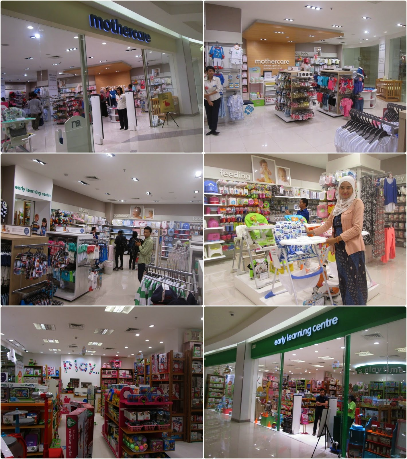 Mothercare & ELC Retail