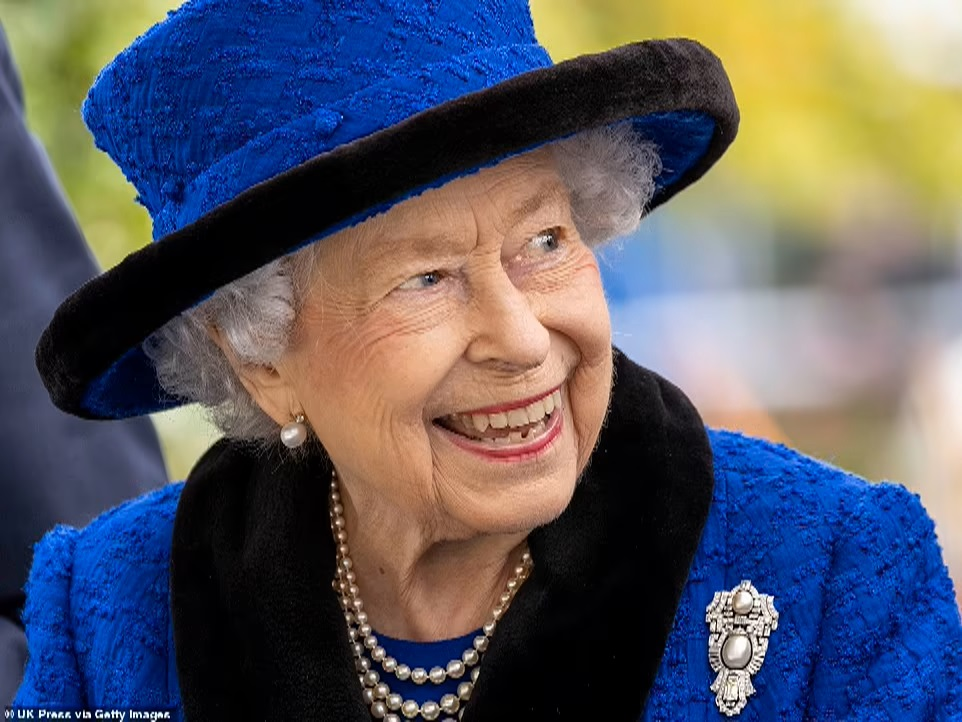 The Queen Attends Champion Race at Ascot
