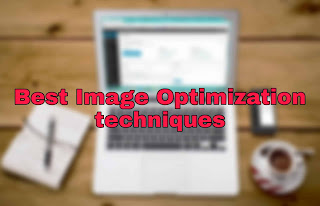 Increase speed of website - Image optimization techniques