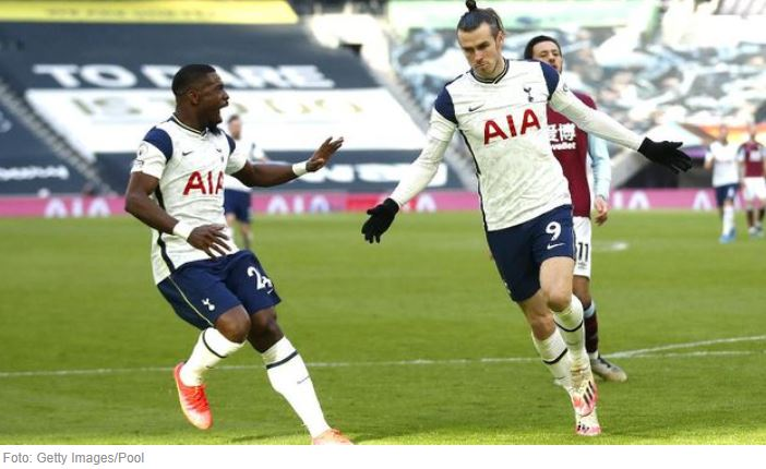 Tottenham Hotspur vs Burnley 4–0 Highlights