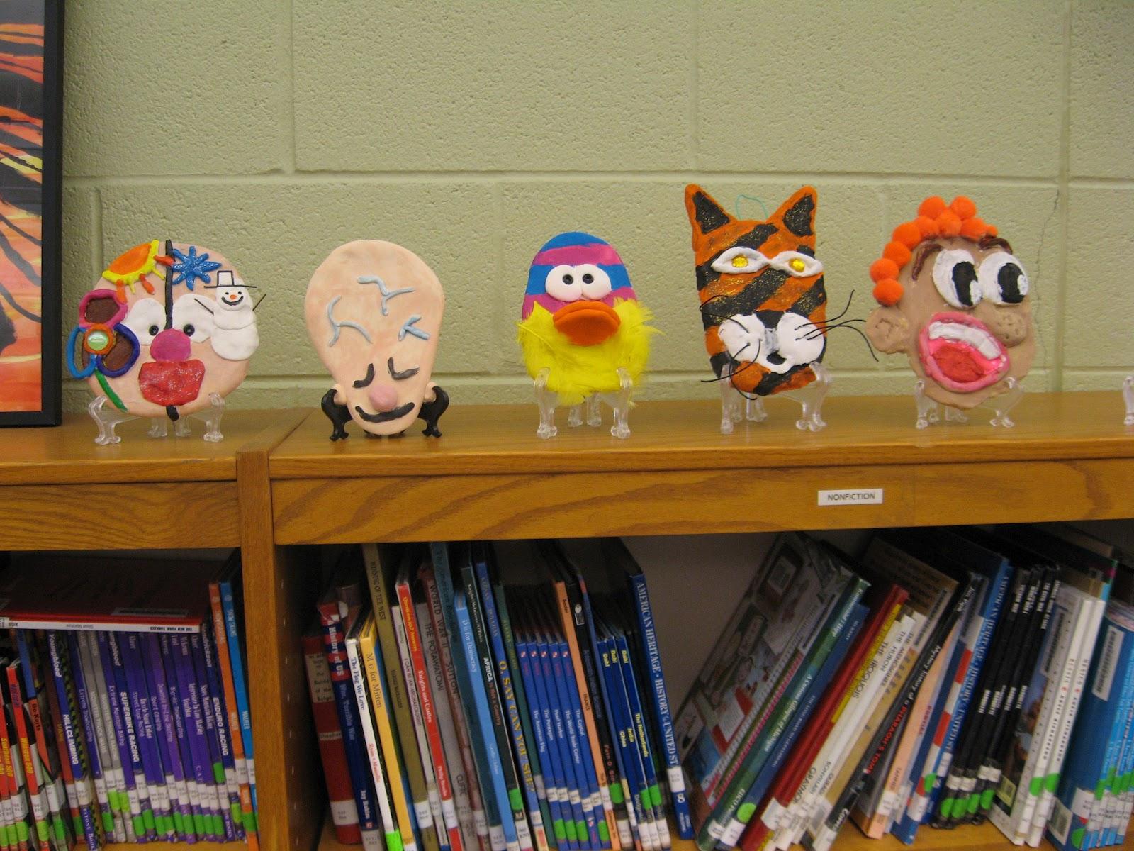 Jamestown Elementary Art Blog 5th Grade Model Magic Masks