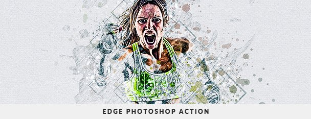 Painting 2 Photoshop Action Bundle - 34