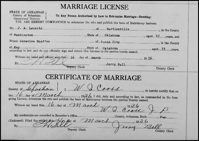 Copy Of Marriage License Request Form For A Confidential: Marriage License For Canada Free Download Programs