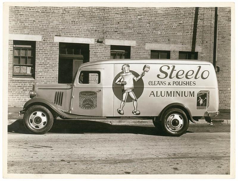 Historic Promotional Vehicles