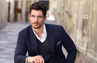 David Gandy hottest male models in the world