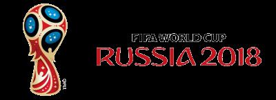 Logotipo Copa 2018 - Russia