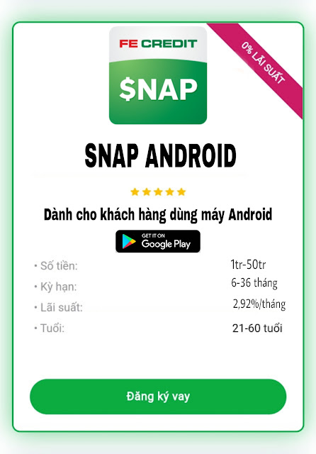 Snap ANDROID