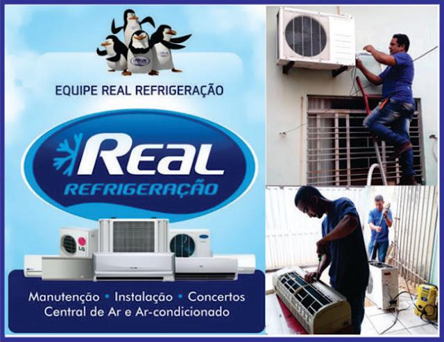 REAL REFRIGERAÇÃO - MANUTENÇÃO,INSTALAÇÃO, CONCERTOS GERAIS PELO MENOR PREÇO DE MARABÁ - VEJA..