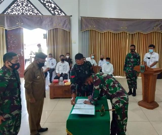 Resmi Ditutup, TNI Manunggal Membangun Desa Ke-110 Kodim 1008/Tanjung