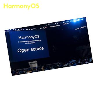 Harmonyos saingan Android dan ios