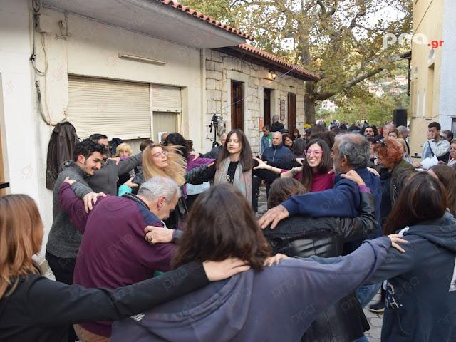 Για 17η χρονια η Γιορτή Κάστανου στα Άνω Δολιανά προσέλκυσε πλήθος κόσμου (βίντεο)