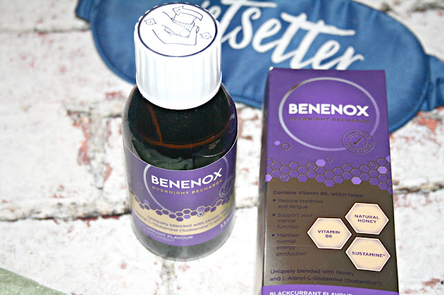 Benenox Overnight Recharge – Can a supplement really banish the morning struggle?