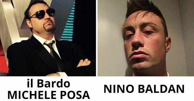 Nino Baldan ospite di Michele Posa il 21 maggio 2020