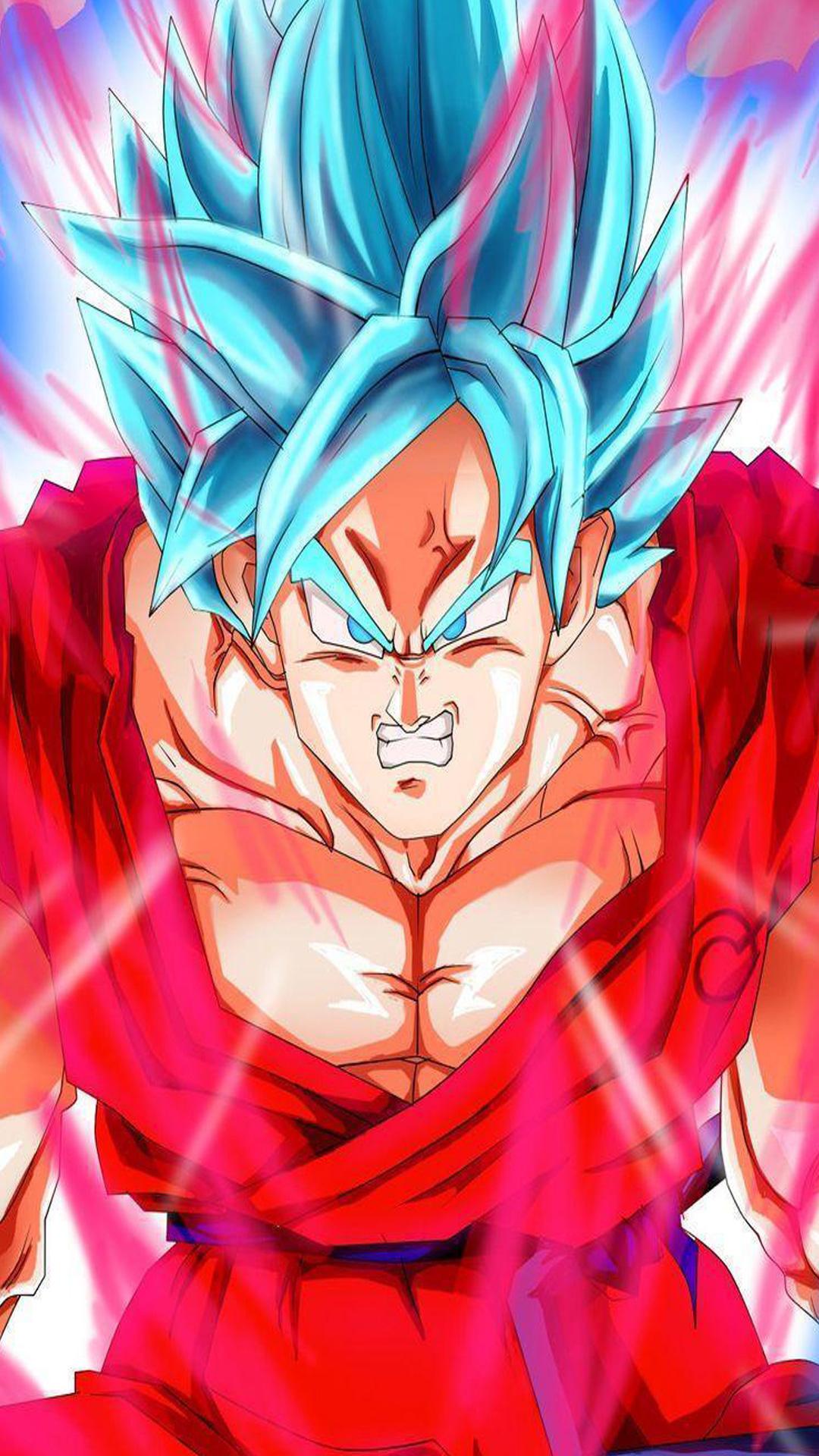 Windows Goku Super Saiyan Kaioken
