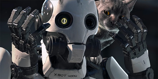cinta robot kematian s1 mengulas tiga robot
