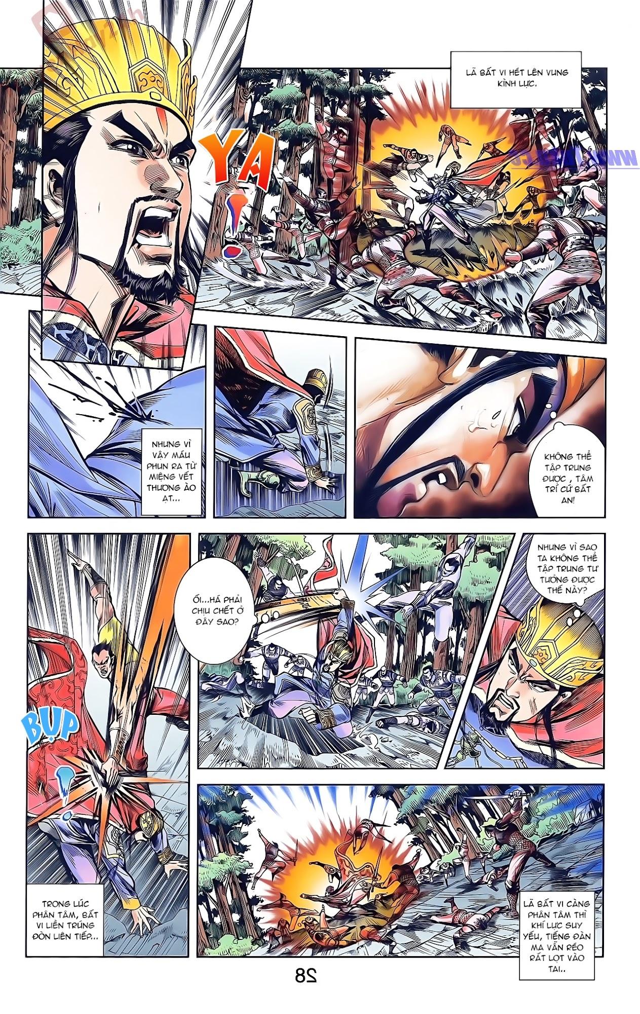 Tần Vương Doanh Chính chapter 45 trang 26