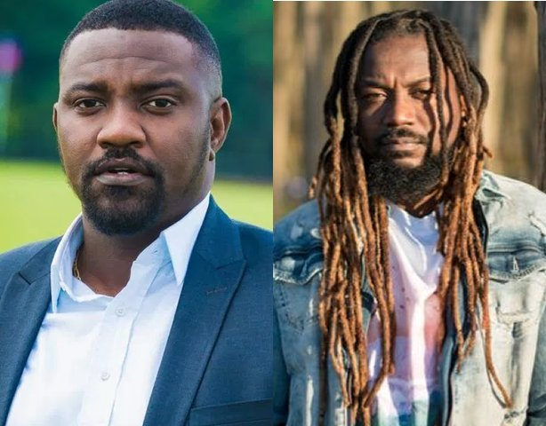 V8 can also do wonders in my village - Samini jabs Dumelo over new chamber