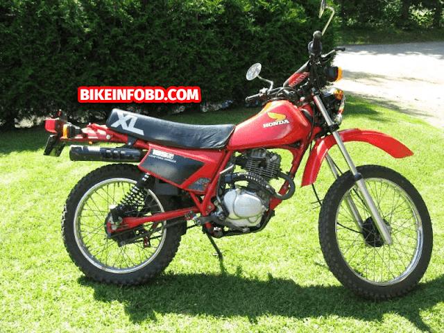 Honda XL185 S