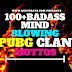 100+ Badass Pubg Clan Mottos for Pubg Gamers  | Pubg Motto