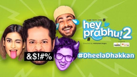 Hey Prabhu! 2 (2021)
