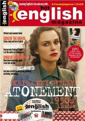 Hot English Magazine - Number 75
