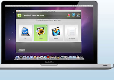 Amacsoft Photo Recovery for Mac Sundeep Maan