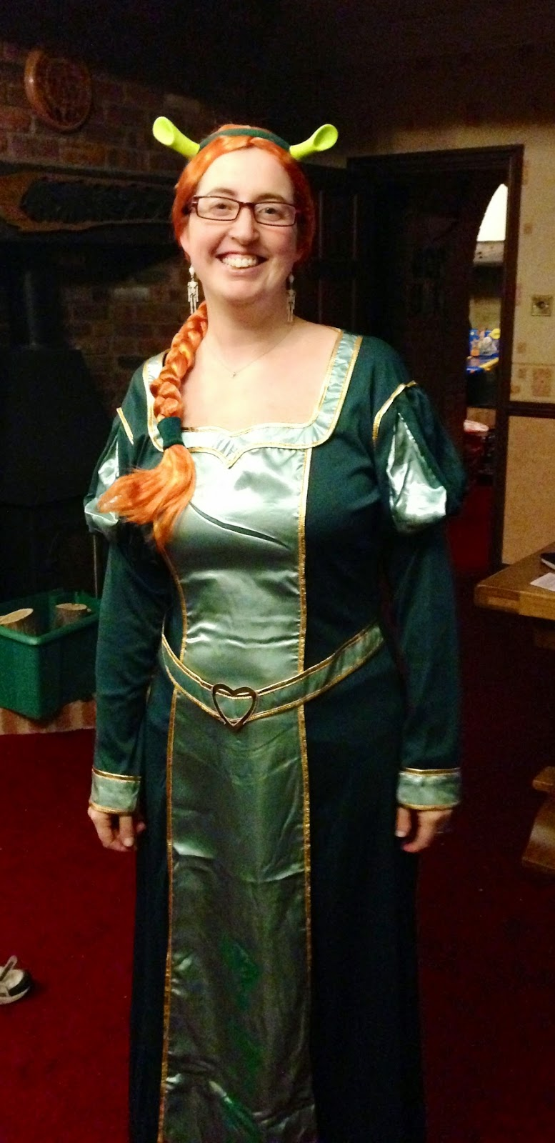 Fiona Halloween Outfit