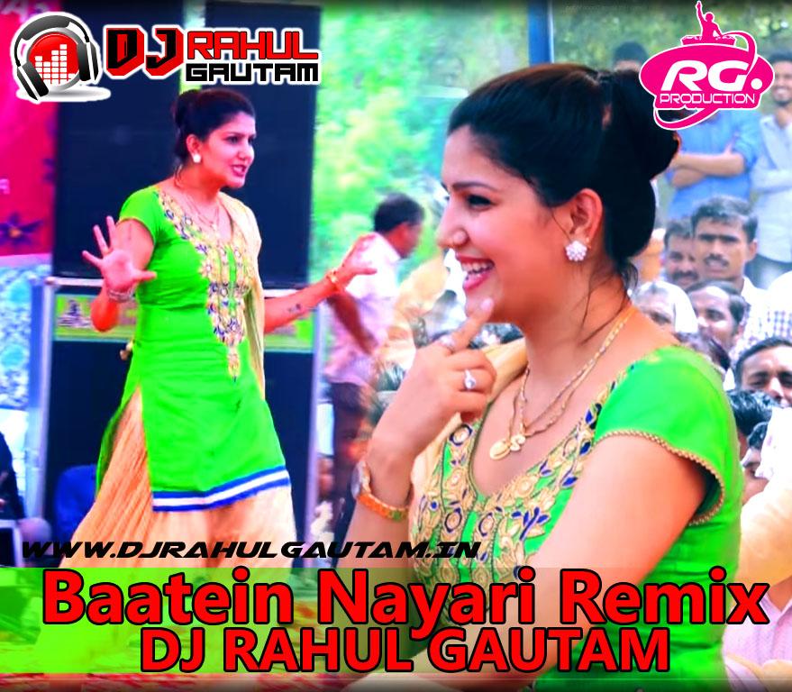Download Title Song Of Bepanah By Rahul Jain: Baatein Nayari Sapna Chaudhary Remix By Dj Rahul Gautam