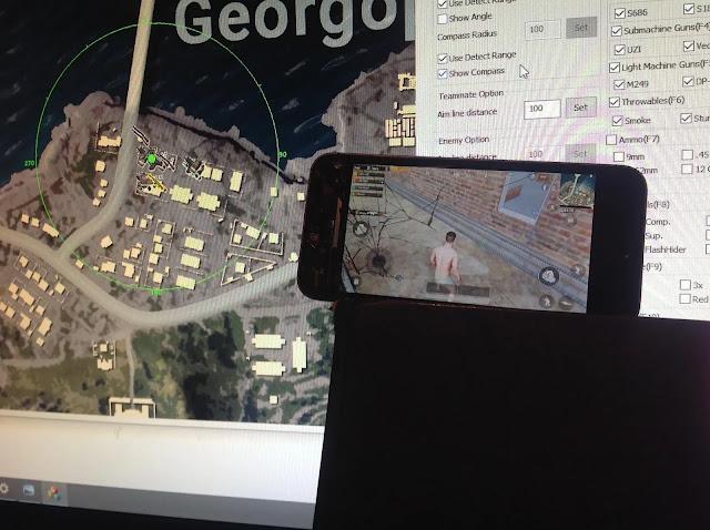 pubg mobile esp hack radar