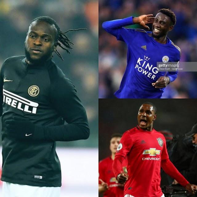 Jogadores mais bem pagos da Nigéria (África)