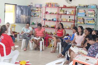 Centro de Apoio à Criança realiza encontro de líderes do Grupo Gold+