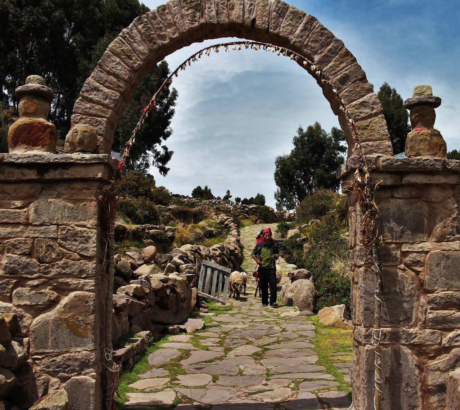 Titicaca Järvi