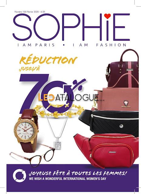 catalogue sophie paris maroc fevrier 2020