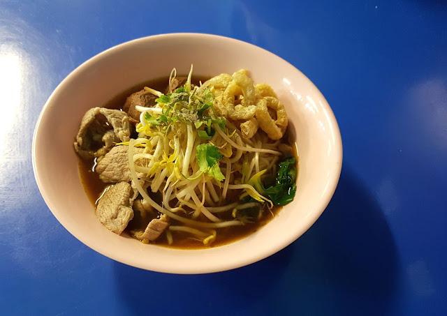 Soi 38, Melbourne, pork boat noodles