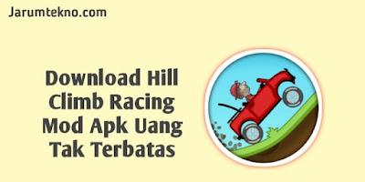 Download Hill Climb Racing Mod Apk Uang Tak Terbatas