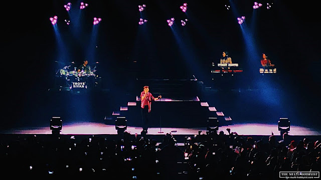 Troye Sivan Live in Manila 2019 | The Bloom Tour at Mall Of Asia Arena